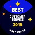 最佳客服奖章是授予给那些经过我们的编辑以匿名的方式去测试其电邮及电话支援服务并证明其服务良好的公司。