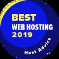 在首10大最佳网络托管服务类别名单内的获奖公司